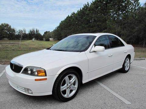 2000 Lincoln LS for sale at Auto Marques Inc in Sarasota FL