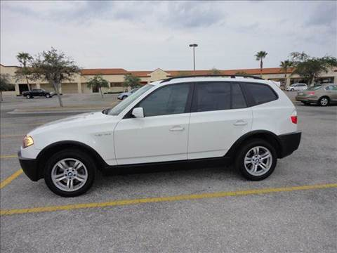 2005 BMW X3 for sale at Auto Marques Inc in Sarasota FL