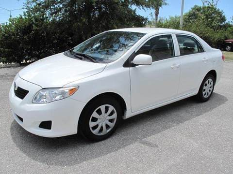 2009 Toyota Corolla for sale at Auto Marques Inc in Sarasota FL