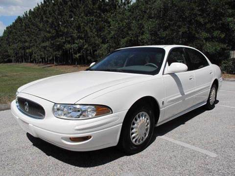 2002 Buick LeSabre for sale at Auto Marques Inc in Sarasota FL