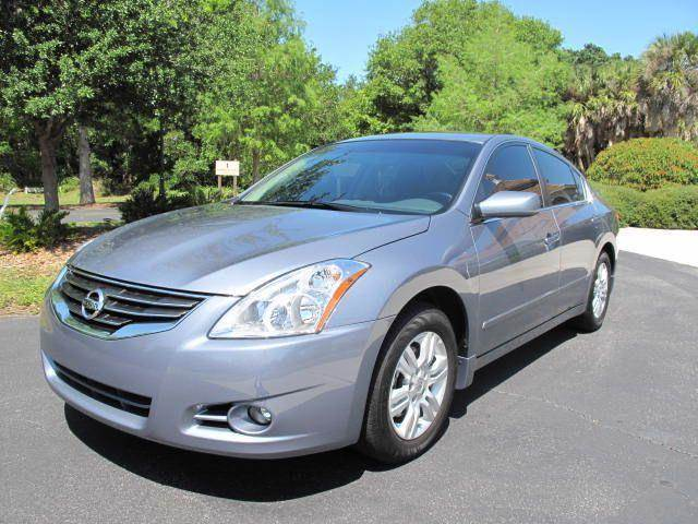 2012 Nissan Altima for sale at Auto Marques Inc in Sarasota FL