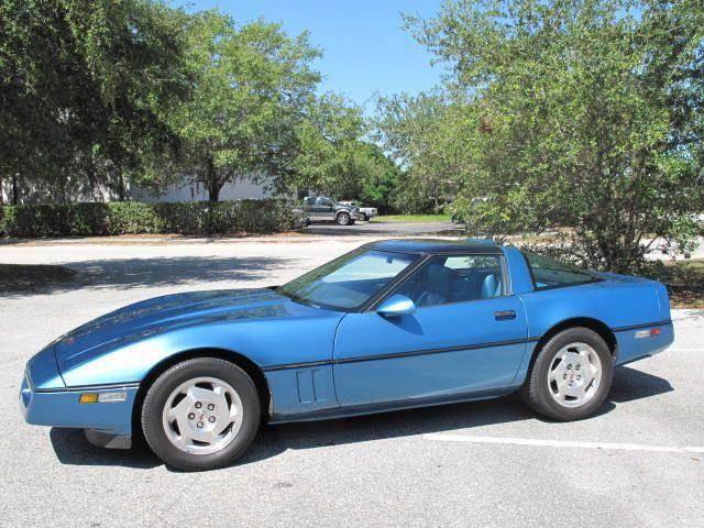 1988 Chevrolet Corvette for sale at Auto Marques Inc in Sarasota FL