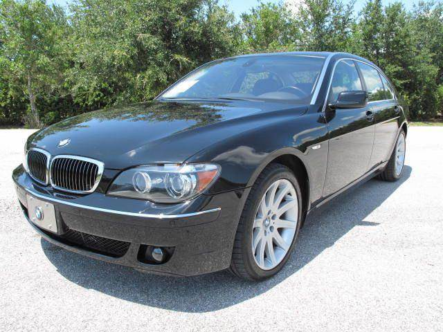 2006 BMW 7 Series for sale at Auto Marques Inc in Sarasota FL