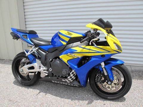 2006 Honda CBR for sale at Auto Marques Inc in Sarasota FL