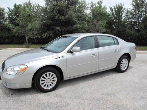 2007 Buick Lucerne for sale at Auto Marques Inc in Sarasota FL
