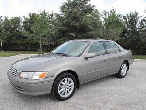 2001 Toyota Camry for sale at Auto Marques Inc in Sarasota FL
