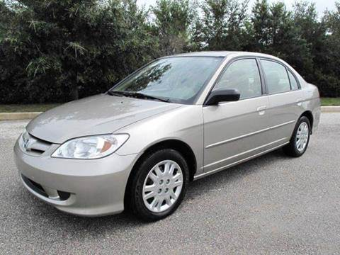 2004 Honda Civic for sale at Auto Marques Inc in Sarasota FL