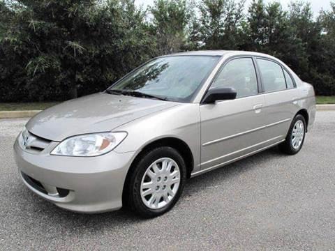 2004 Honda Civic for sale at Auto Marques Inc in Sarasota FL