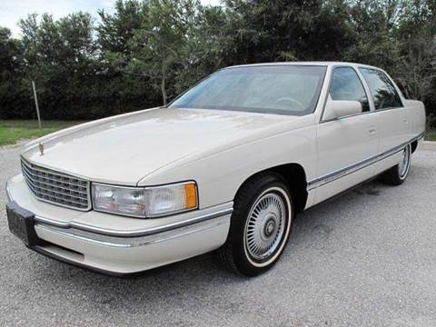 1995 Cadillac DeVille for sale at Auto Marques Inc in Sarasota FL