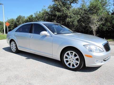 2007 Mercedes-Benz S-Class for sale at Auto Marques Inc in Sarasota FL