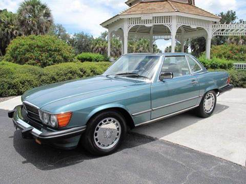 1989 Mercedes-Benz 560-Class for sale at Auto Marques Inc in Sarasota FL