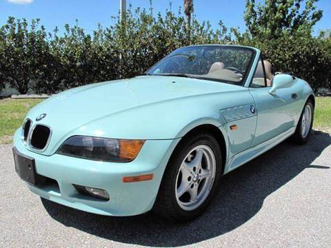 1997 BMW Z3 for sale at Auto Marques Inc in Sarasota FL