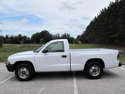 2003 Dodge Dakota for sale at Auto Marques Inc in Sarasota FL