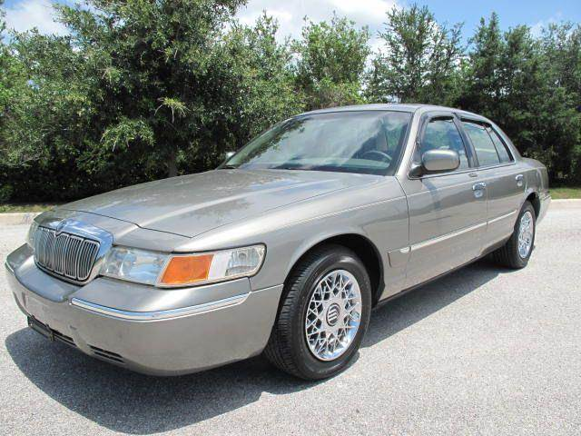 2001 Mercury Grand Marquis for sale at Auto Marques Inc in Sarasota FL