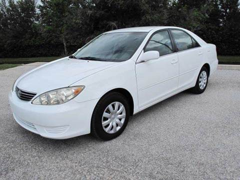 2006 Toyota Camry for sale at Auto Marques Inc in Sarasota FL