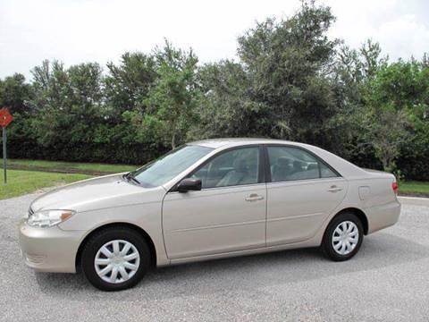 2005 Toyota Camry for sale at Auto Marques Inc in Sarasota FL