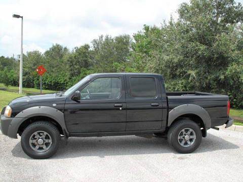 2002 Nissan Frontier for sale at Auto Marques Inc in Sarasota FL