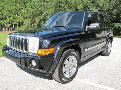 2006 Jeep Commander for sale at Auto Marques Inc in Sarasota FL