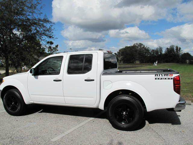 2008 Nissan Frontier for sale at Auto Marques Inc in Sarasota FL