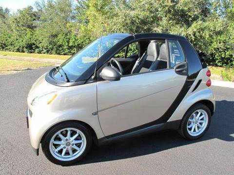 2008 Smart fortwo for sale at Auto Marques Inc in Sarasota FL
