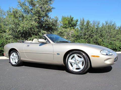1999 Jaguar XK-Series for sale at Auto Marques Inc in Sarasota FL