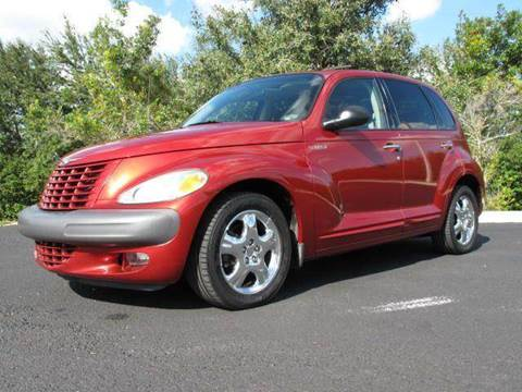 2002 Chrysler PT Cruiser for sale at Auto Marques Inc in Sarasota FL