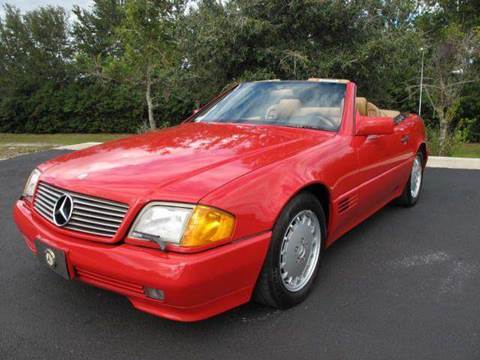 1990 Mercedes-Benz 300-Class for sale at Auto Marques Inc in Sarasota FL