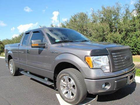 2011 Ford F-150 for sale at Auto Marques Inc in Sarasota FL