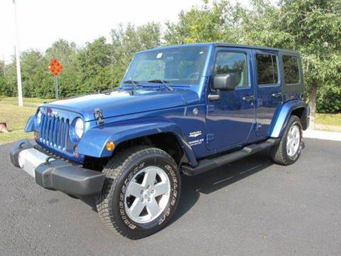 2010 Jeep Wrangler for sale at Auto Marques Inc in Sarasota FL