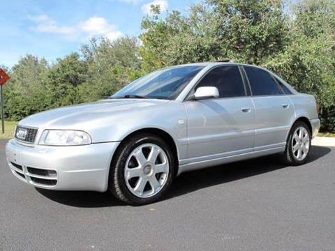2001 Audi S4 for sale at Auto Marques Inc in Sarasota FL