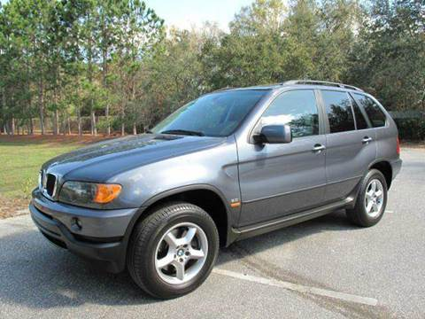 2002 BMW X5 for sale at Auto Marques Inc in Sarasota FL