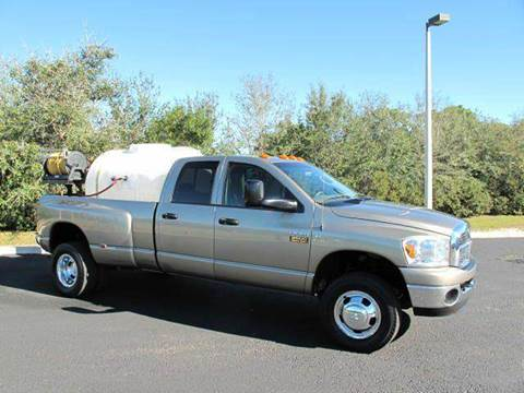2008 Dodge Ram Pickup 3500 for sale at Auto Marques Inc in Sarasota FL