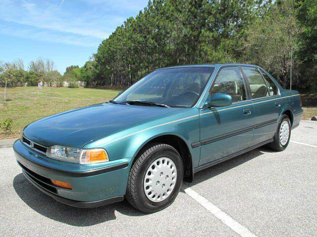 1993 Honda Accord for sale at Auto Marques Inc in Sarasota FL