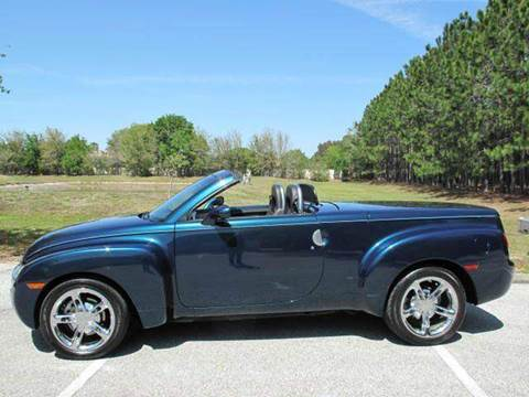 2005 Chevrolet SSR for sale at Auto Marques Inc in Sarasota FL