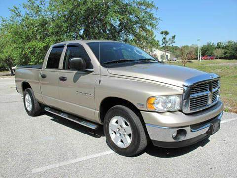 2003 Dodge Ram Pickup 1500 for sale at Auto Marques Inc in Sarasota FL
