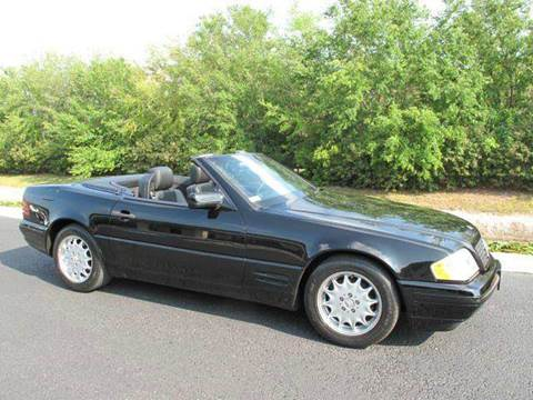 1997 Mercedes-Benz SL-Class for sale at Auto Marques Inc in Sarasota FL