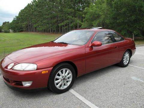 1992 Lexus SC 400 for sale at Auto Marques Inc in Sarasota FL