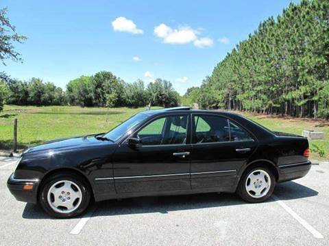 1997 Mercedes-Benz E-Class for sale at Auto Marques Inc in Sarasota FL