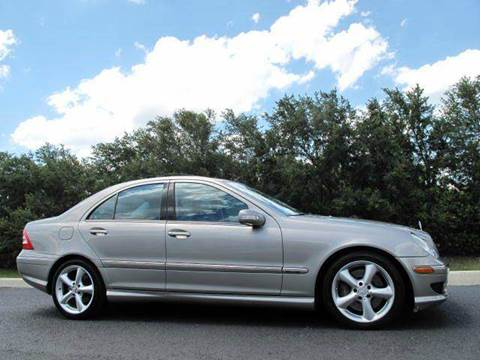 2006 Mercedes-Benz C-Class for sale at Auto Marques Inc in Sarasota FL
