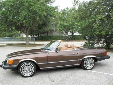 1985 Mercedes-Benz 380-Class for sale at Auto Marques Inc in Sarasota FL
