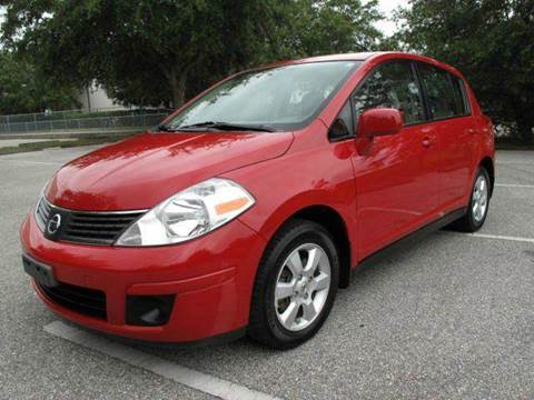 2007 Nissan Versa for sale at Auto Marques Inc in Sarasota FL