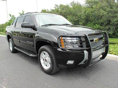 2011 Chevrolet Avalanche for sale at Auto Marques Inc in Sarasota FL