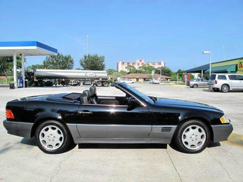1995 Mercedes-Benz SL-Class for sale at Auto Marques Inc in Sarasota FL