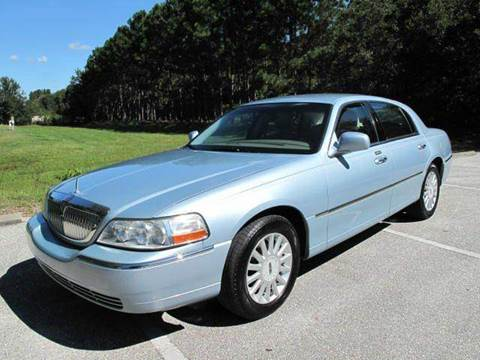 2005 Lincoln Town Car for sale at Auto Marques Inc in Sarasota FL