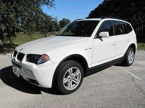 2006 BMW X3 for sale at Auto Marques Inc in Sarasota FL