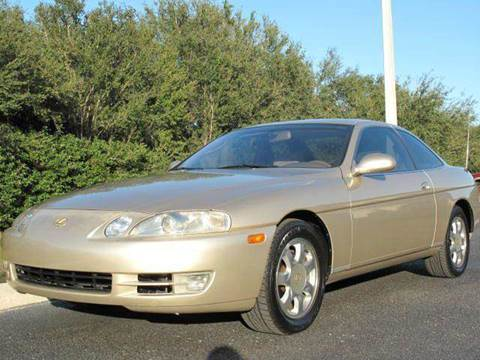 1995 Lexus SC 400 for sale at Auto Marques Inc in Sarasota FL