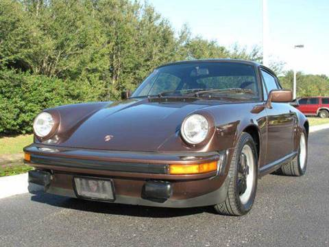 1981 Porsche 911 for sale at Auto Marques Inc in Sarasota FL