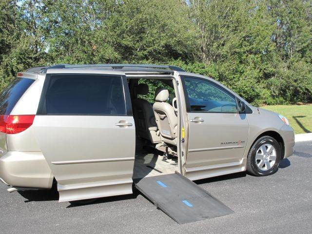 2005 Toyota Sienna for sale at Auto Marques Inc in Sarasota FL