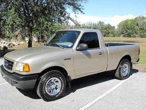 2002 Ford Ranger for sale at Auto Marques Inc in Sarasota FL