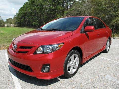 2011 Toyota Corolla for sale at Auto Marques Inc in Sarasota FL